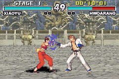 Tekken Advance Screenshot 1