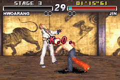 Tekken Advance Screenshot 3