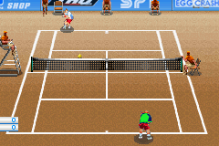 Virtua Tennis Screenshot 1