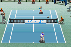 Virtua Tennis Screenthot 2