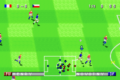 World Soccer Winning Eleven (english translation) Screenshot 1