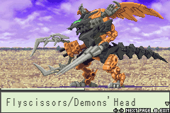 Zoids Legacy Screenthot 2
