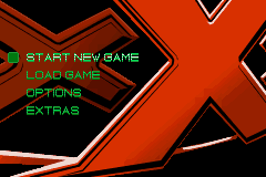 xXx Title Screen
