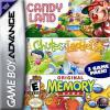 3 Game Pack! - Candy Land, Chutes and Ladders, Original Memory Game