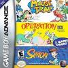 3 Game Pack! - Mouse Trap, Simon, Operation