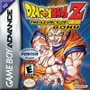 Dragon Ball Z - The Legacy of Goku Box Art Front