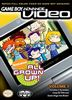 Game Boy Advance Video - All Grown Up! - Volume 1