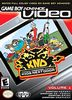 Game Boy Advance Video - Codename - Kids Next Door - Volume 1