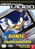 Game Boy Advance Video - Sonic X - Volume 1