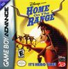 Home on the Range Boxart