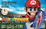 Mario Tennis Advance Boxart