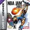 NBA Jam 2002 Box Art Front