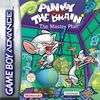 Pinky and The Brain - The Master Plan Box Art Front