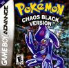 Pokemon Chaos Black Boxart