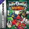 Power Rangers - Wild Force Boxart