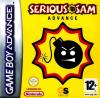 Serious Sam Advance Boxart