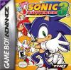 Sonic Advance 3 Box Art Front