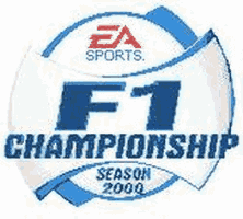 F-1 Championship Season 2000 Title Screen