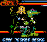 Gex 3 - Deep Pocket Gecko