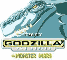 Godzilla - The Series - Monster Wars