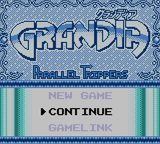 Grandia - Parallel Trippers (english translation)
