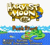 Play Harvest Moon 3 GBC Online GBC Game Rom