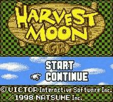 Play Harvest Moon GBC Online GBC Game Rom