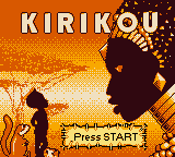 Kirikou Title Screen