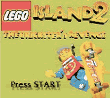 LEGO Island 2 Title Screen