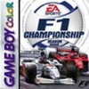 F-1 Championship Season 2000 Box Art Front