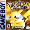 Pokemon Yellow Boxart