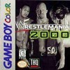 WWF - Wrestlemania 2000 Box Art Front