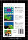 ToeJam & Earl Box Art Back