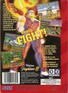 Virtua Fighter 2 Box Art Back