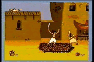 Aladdin Screenshot 2