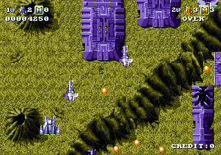 Battle Squadron Screenshot 1
