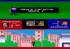 Bonanza Brothers Screenshot 3