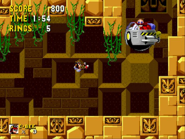 Charmy Bee Sonic X