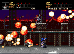 Contra - Hard Corps Enhancement Hack