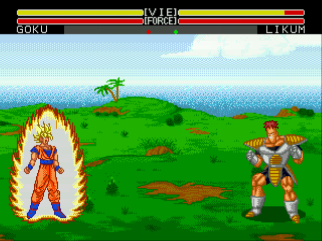Play dragon ball z english online gen rom hack of dragon ball z l