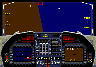 F-22 Interceptor Screenshot 2