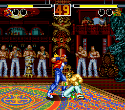 Fatal Fury Screenshot 2