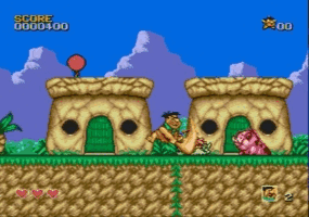The Flintstones Screenshot 1