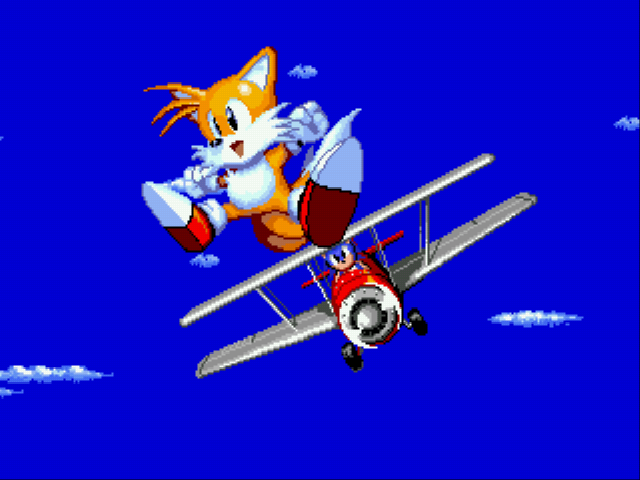 sonic 06 tails Gallery