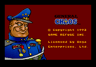 General Chaos