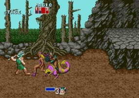 Golden Axe Screenthot 2