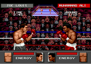 Greatest Heavyweights Screenshot 1