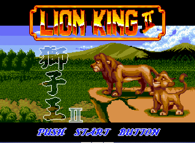 Play <b>Lion King II</b> Online