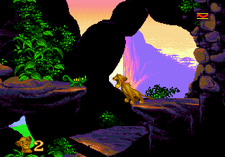 Lion King, The Screenshot 2