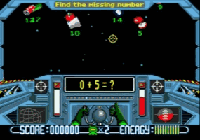 Math Blaster - Episode 1 Screenshot 3